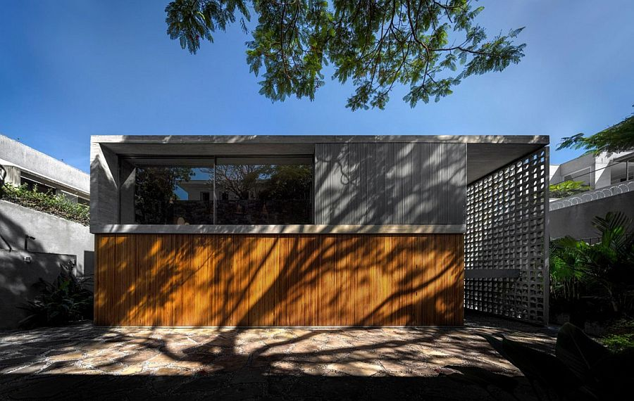 Mẫu thiết kế biệt thự hiện đại mang phong cách