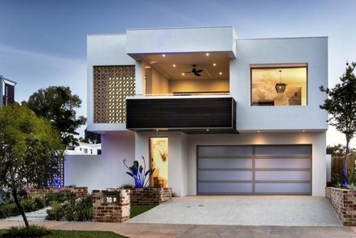 Mẫu thiết kế biệt thự hiện đại đẹp lý tưởng